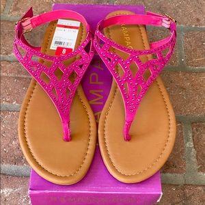 Rampage women's sandals